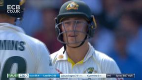 Clever Labuschagne Flick for 4