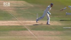Labuschagne Run Out from Brilliant England Fielding