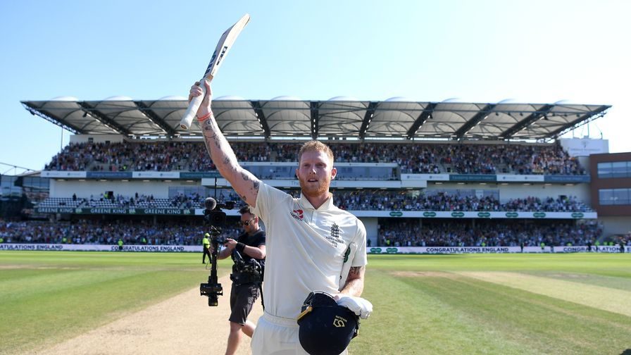Ben Stokes' top moments from 2019