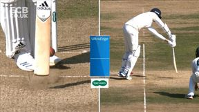 Broad Trapped In Front by Pattinson Yorker