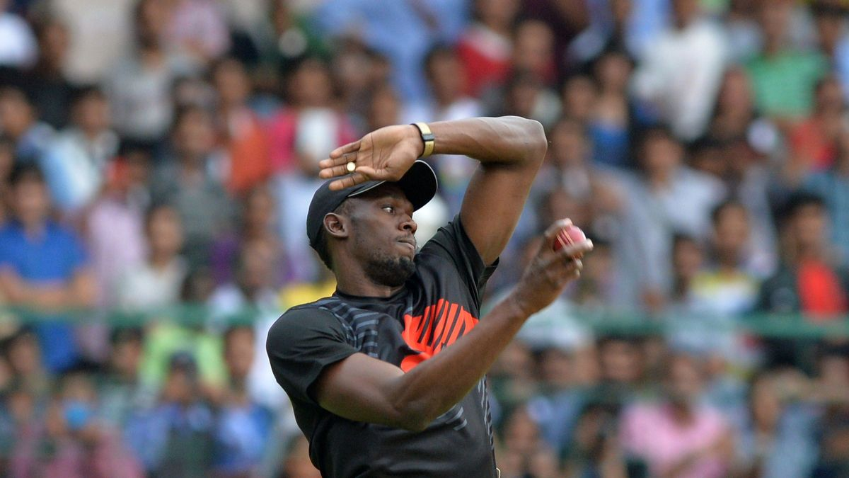 How quick would Usain Bolt bowl in The Hundred?