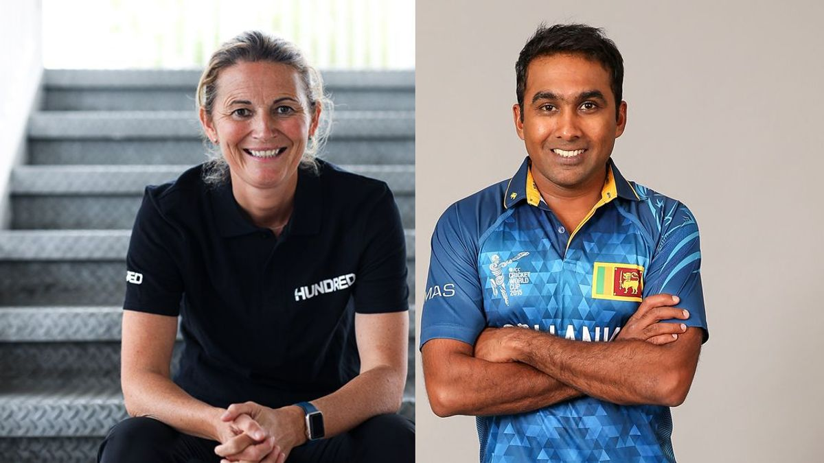 Charlotte Edwards and Mahela Jayawardena appointed as the Head Coaches for Southern Brave.