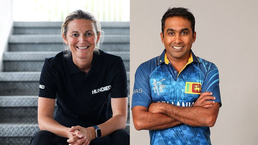  Edwards and Jayawardena  appointed for The Hundred