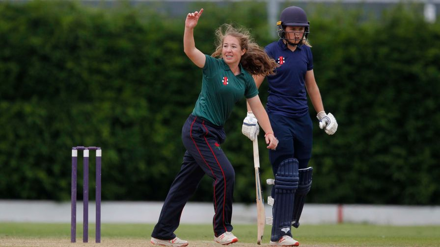 Country's top cricketers shine at the School Games