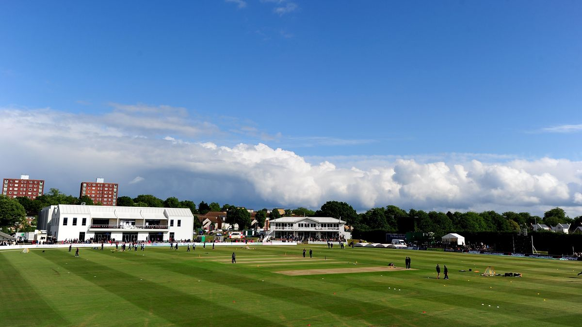 The County Ground, Beckenham