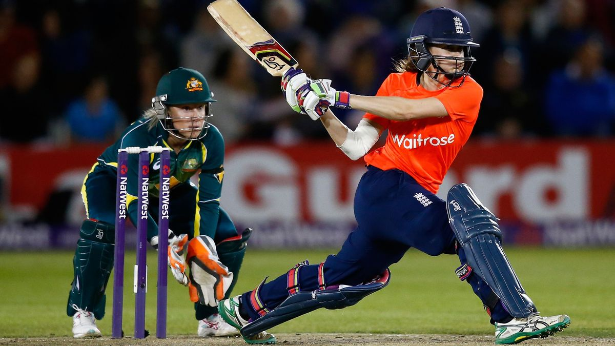 Greenway is a five-time Ashes winner and won the ICC Women's World Cup and Women's World T20 in 2009 with England.