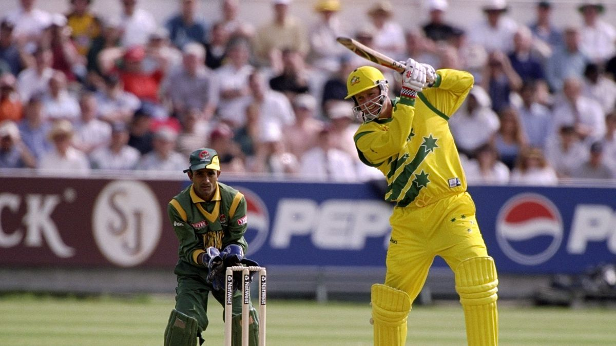 Tom Moody, here playing for Australia in the 1999 World Cup, has a long association with English cricket.