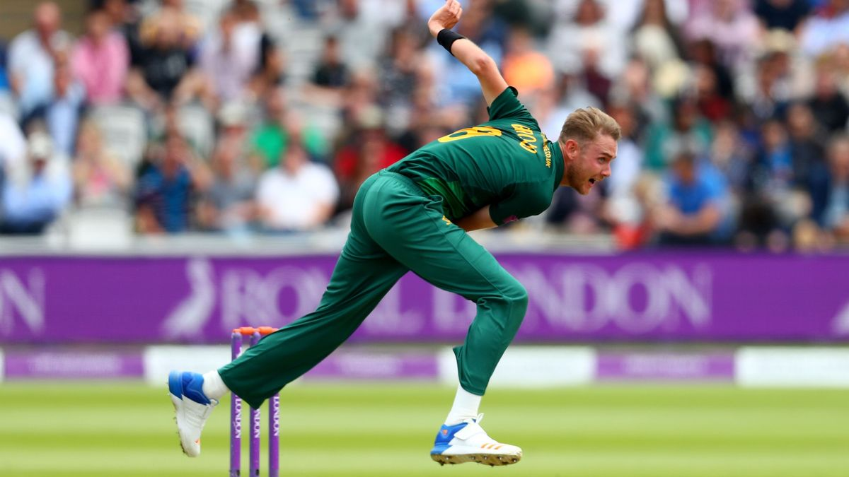 Stuart Broad will go down in history. But would you pick him at Nottingham?