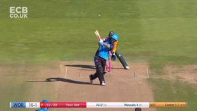 Back to Back Sixes from Moeen Ali