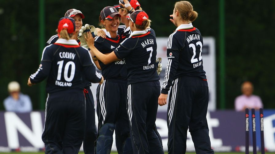 Opening the batting, Taylor helps England to victory at the ICC Women's World Cup followed by the ICC Women's T20 World Cup in 2009. A golden year!