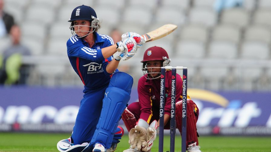 Innovation. Flair. Power. Taylor is named ICC Women's T20I player of the year in 2012 and 2013.