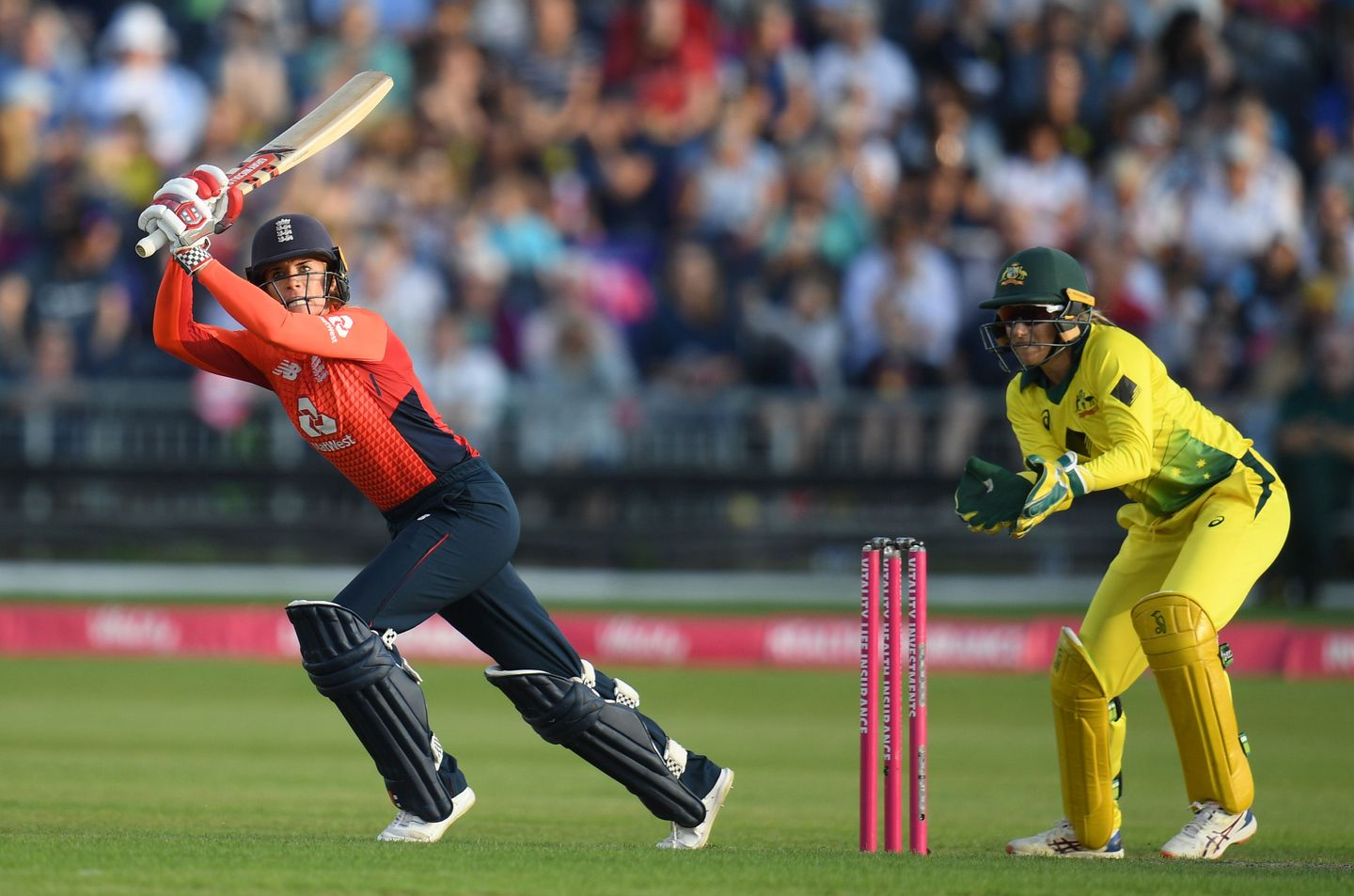 Which teams will pick the England women's players?