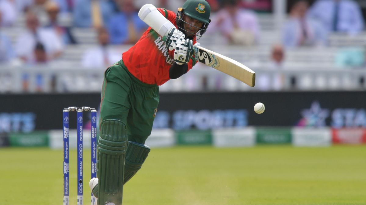 Shakib al Hasan. Bats. Bowls. With a white ball, he's the best.