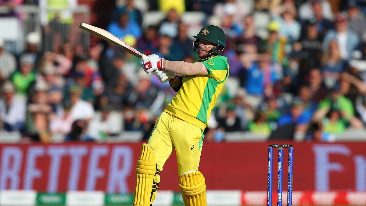 David Warner. A man who helped write the short-form playbook.
