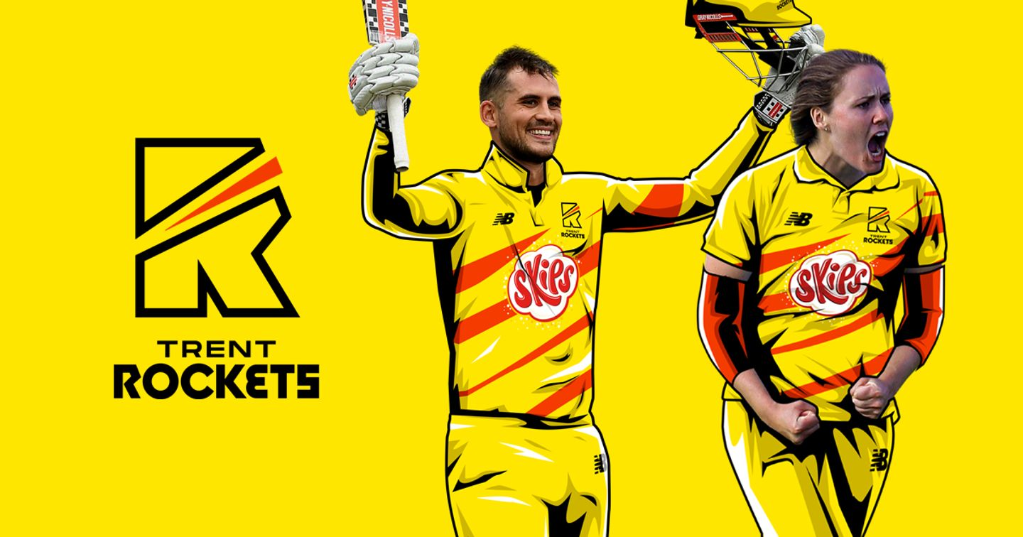 Alex Hales and Nat Sciver will play for the Trent Rockets