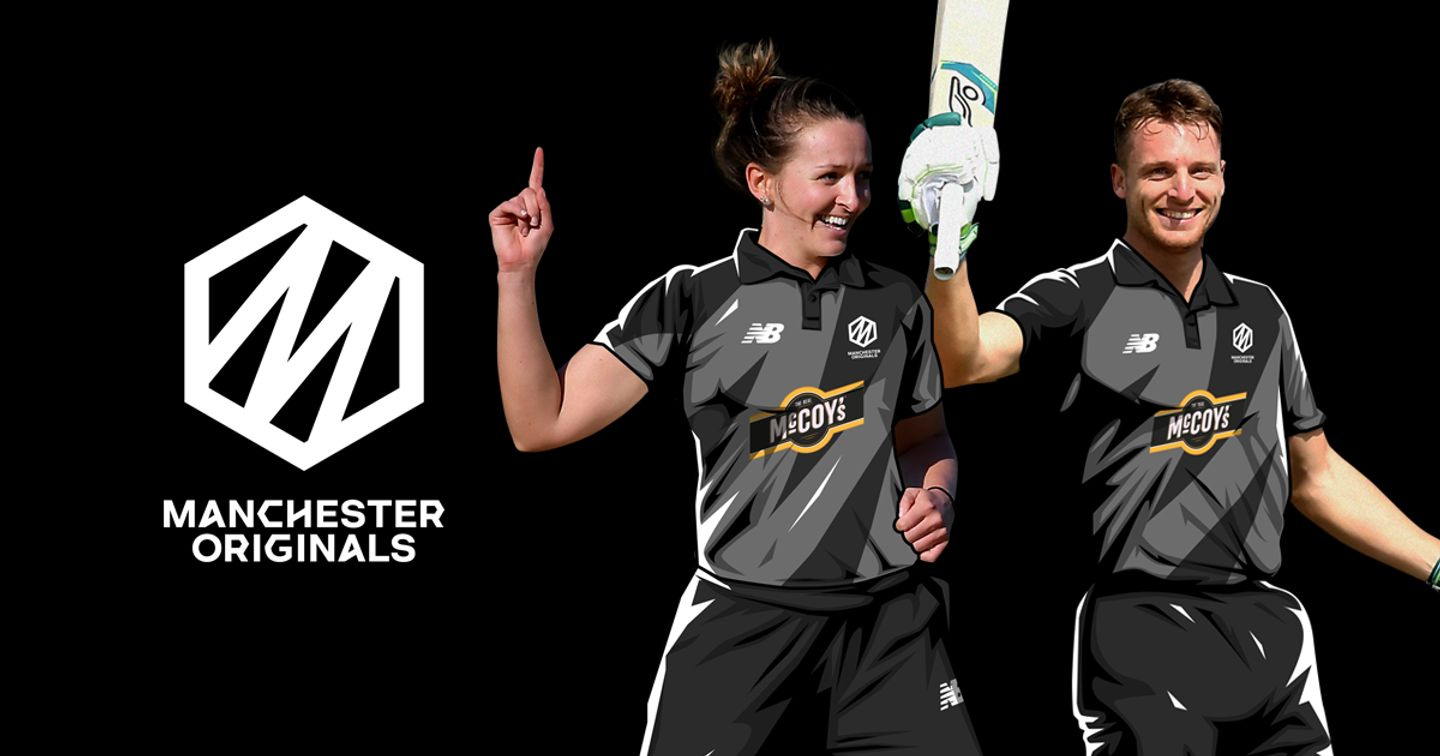 Kate Cross and Jos Buttler will play for the Manchester Originals