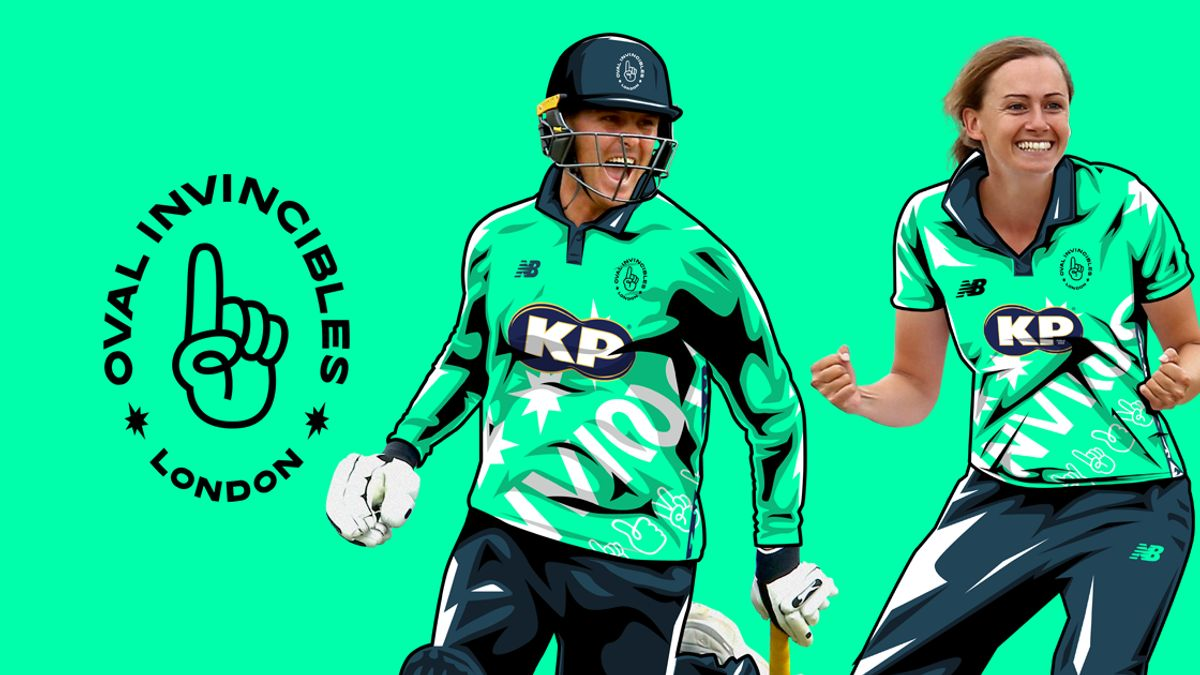 Jason Roy and Laura Marsh will play for the Oval Invincibles