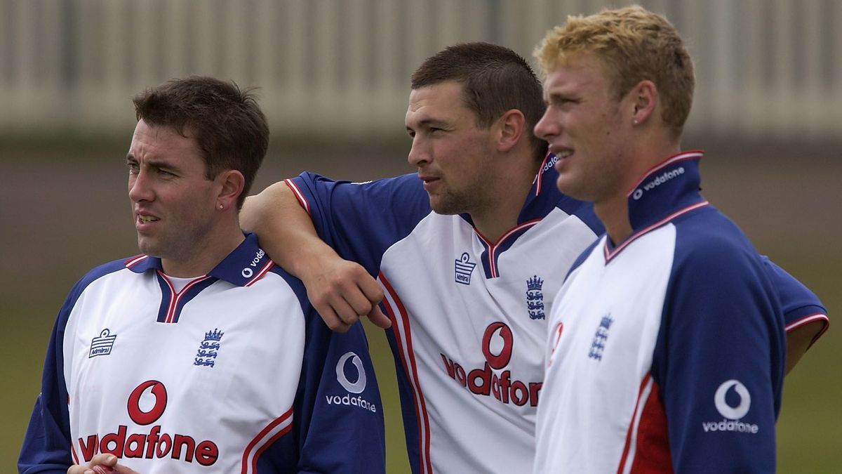 Chris Silverwood played six Tests and seven ODIs for England between 1996 and 2002