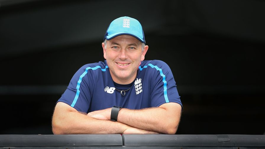Chris Silverwood announced as England Men's Head Coach