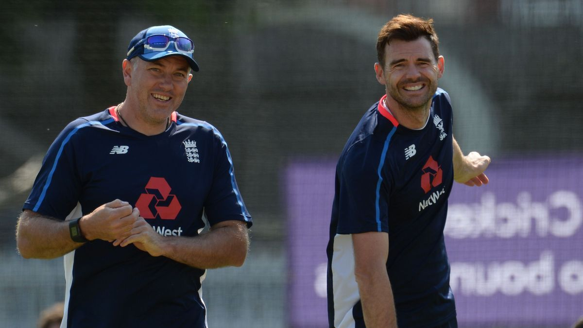 Chris Silverwood became England's Fast Bowling Coach in 2017