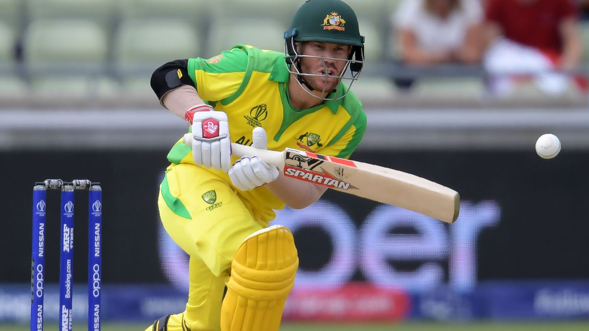 David Warner has registered for The Hundred draft
