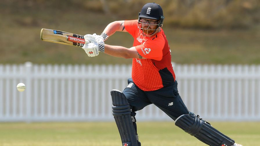 England Learning Disability win first IT20 against Australia