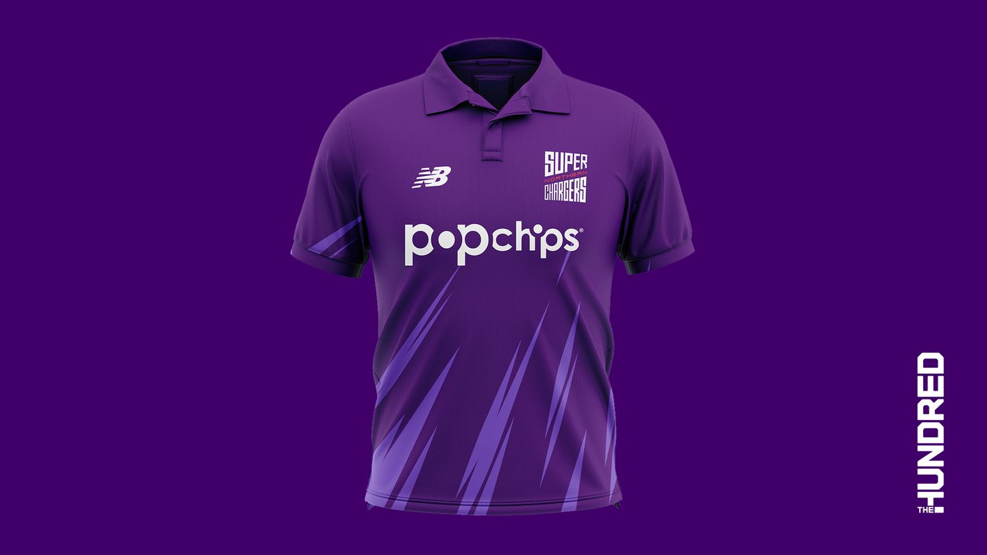 Northern Superchargers new kit. A desire to win. Ben Stokes. Lauren Winfield-Hill. A supercharged match up