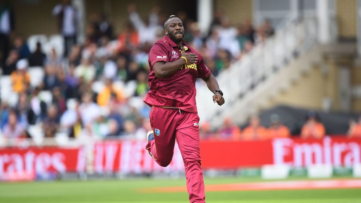 Andre Russell. A strong all-round option.