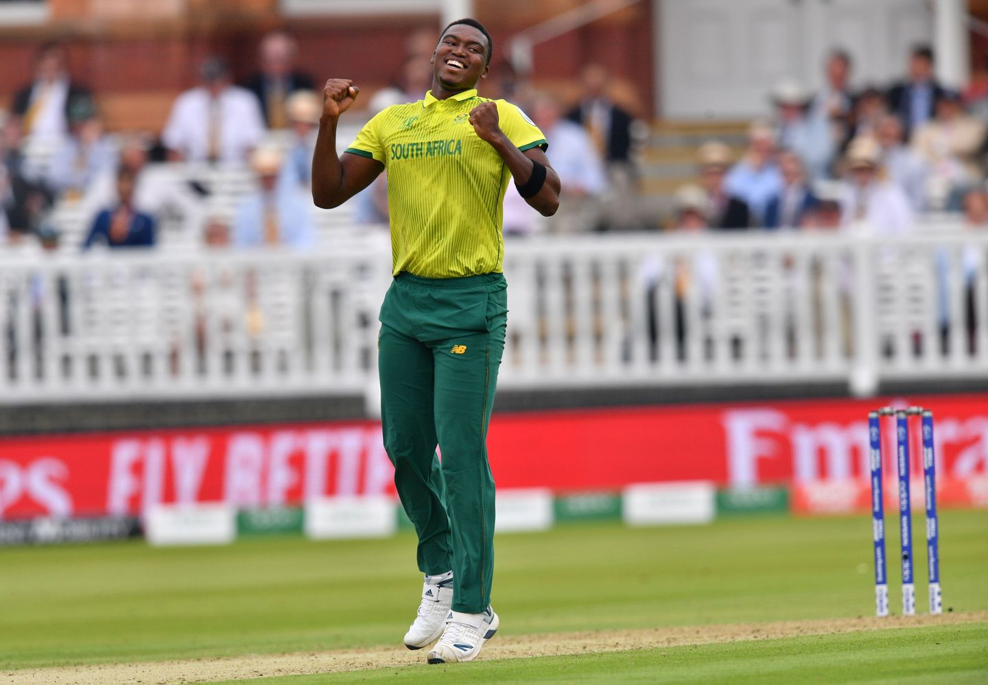 Will Ngidi be celebrating like this in The Hundred?