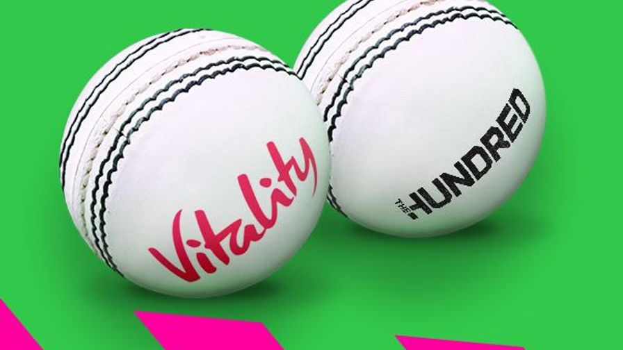 Vitality partners with The Hundred