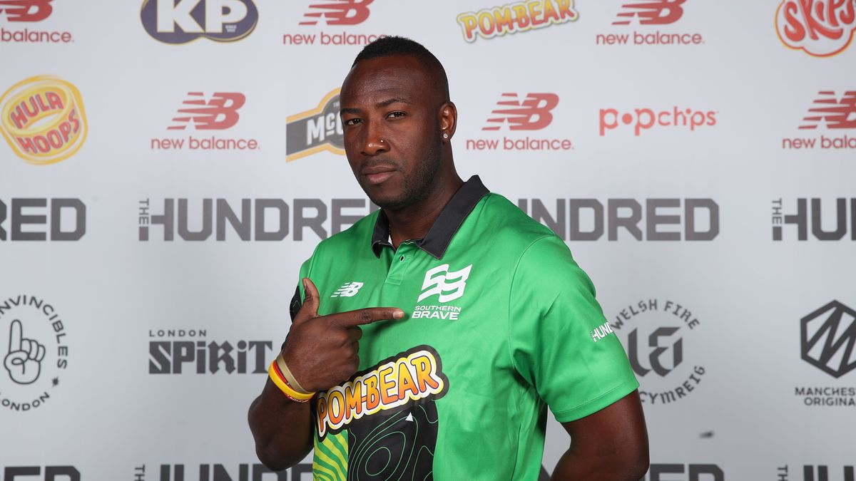 Southern Brave snapped up Andre Russell in the first round