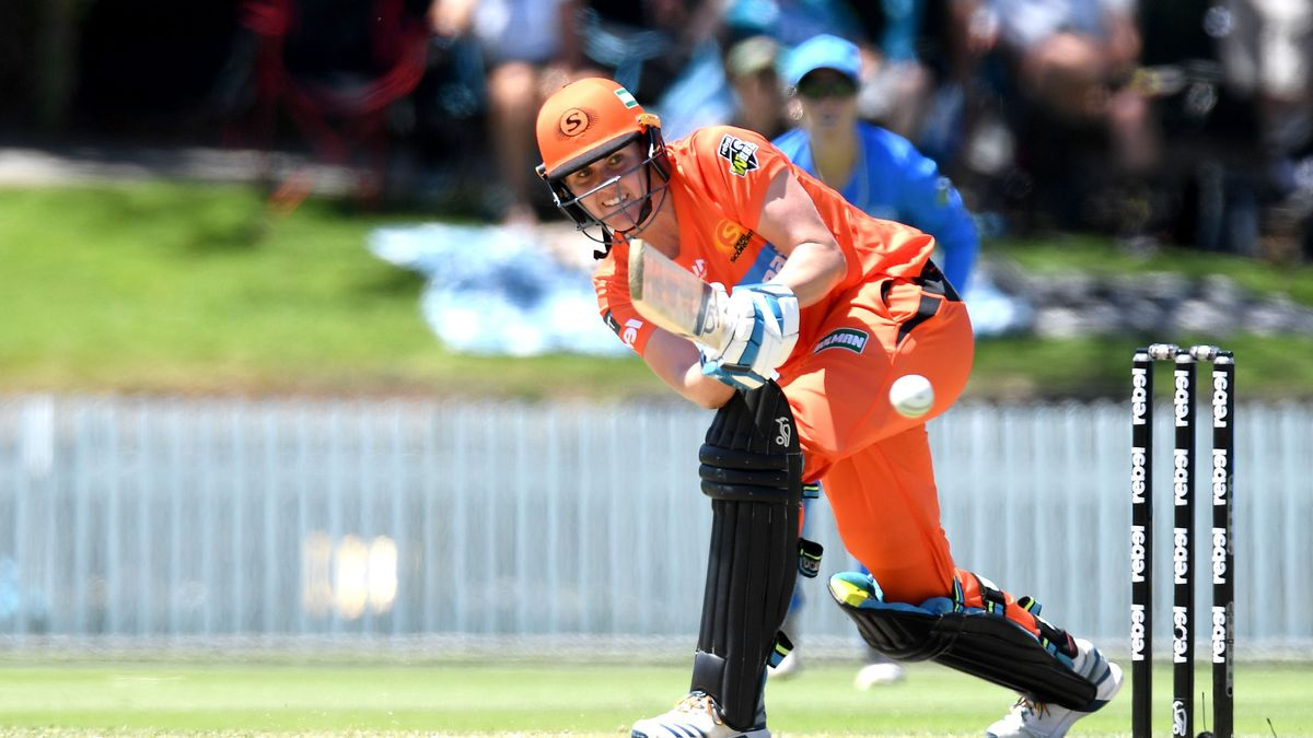 Perth Scorchers now. Trent Rockets next summer for Nat Sciver.