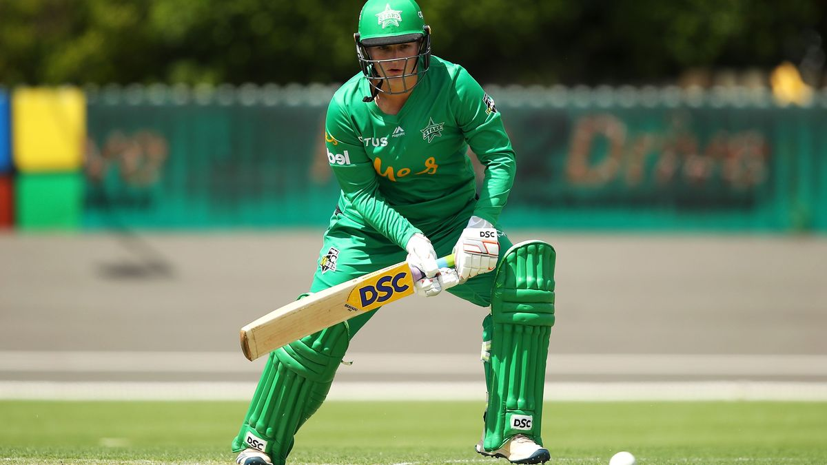 Lizelle Lee has featured for the Melbourne Stars.