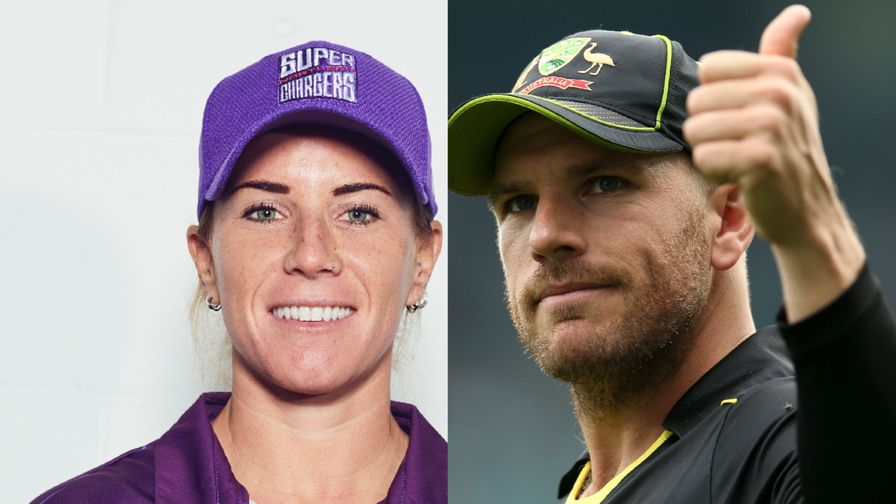  Finch and Winfield  excited by Superchargers' captaincy