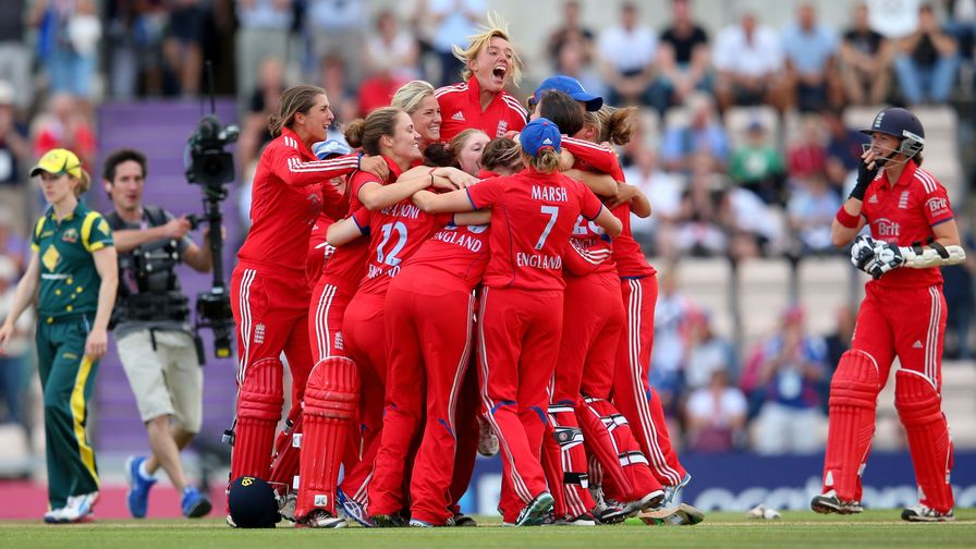 The Ashes regained. A comprehensive 12-4 win returns the urn.