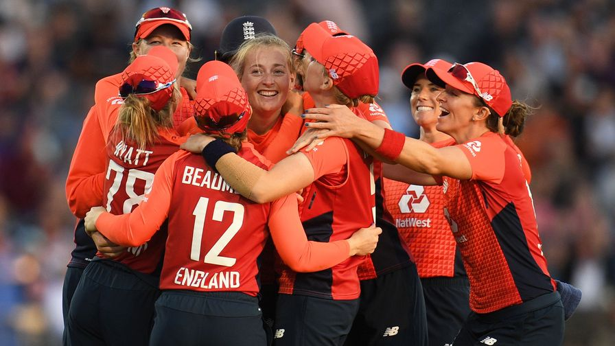 England Women won an incredible 14 limited-over matches in a row during 2019.