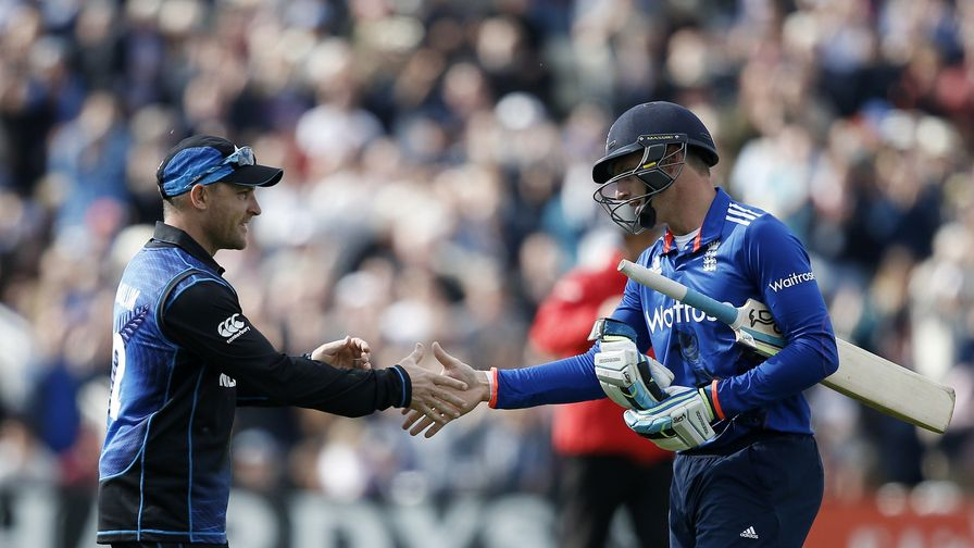 The ODI reboot. England score over 400 for the first time in ODI cricket.