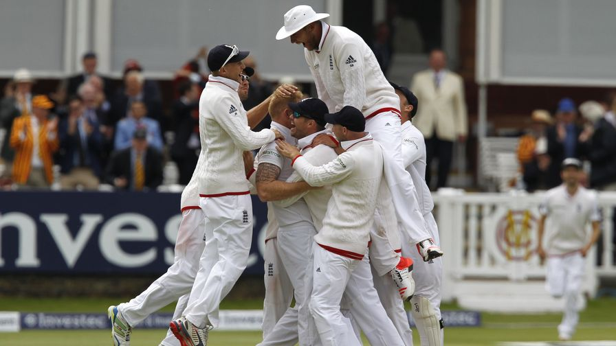 You can't beat final day drama. England dismiss New Zealand on day five to win at Lord's.