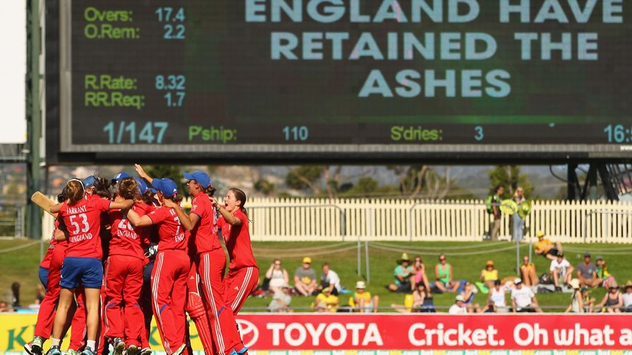 The Ashes are retained. An incredible series win Down Under.