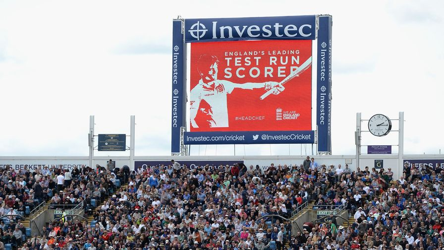 The record breaker. Sir Alastair Cook passes his mentor Graham Gooch to become our leading run scorer in Test Cricket.
