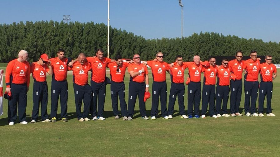 England Visually Impaired lose tour opener against Pakistan