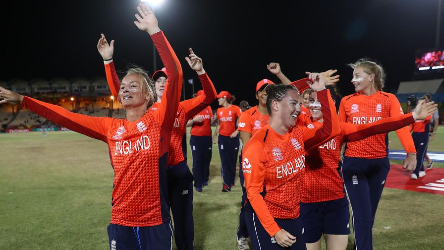 England Women play with flair and power but fall just short in the final at the ICC Women's T20 World Cup.
