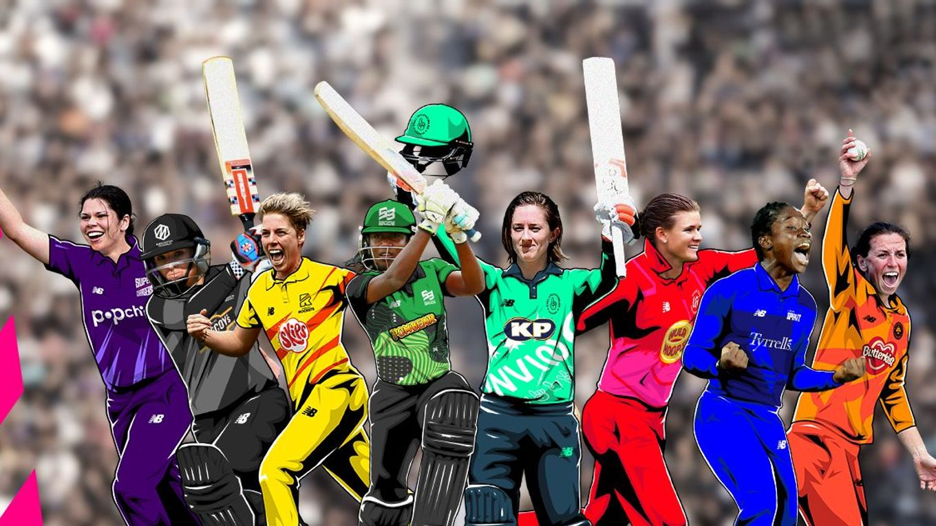 Eight New Women's Players Announced For The Hundred