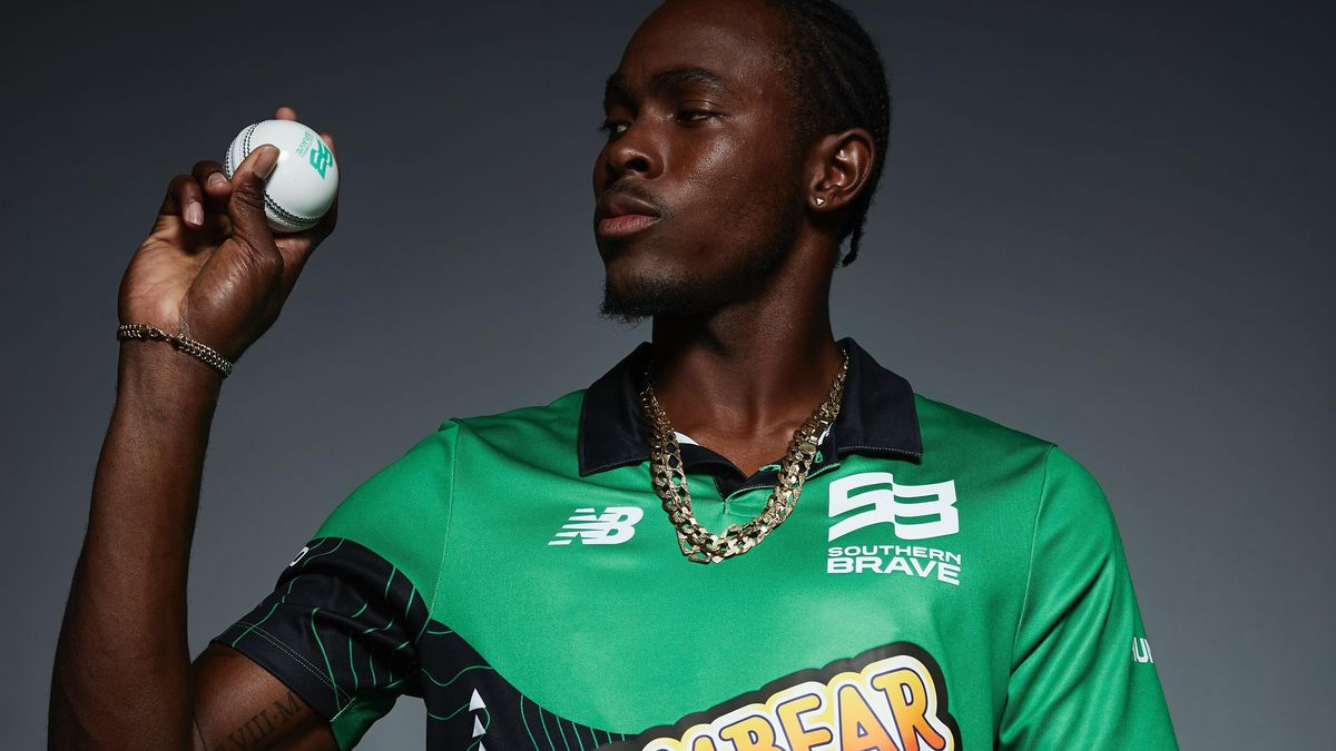 Who will Jofra Archer's first Southern Brave game be against?