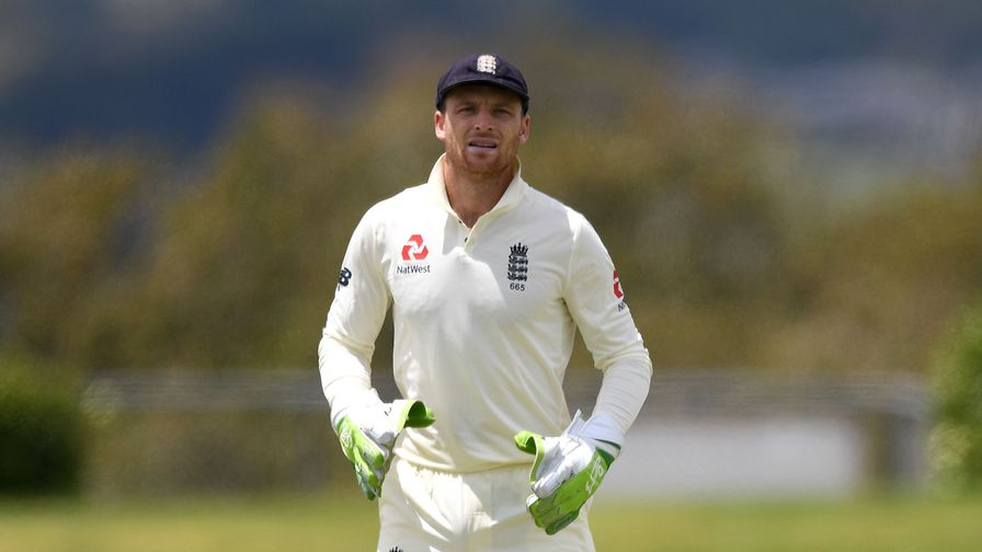 Jos Buttler injury doubt for second New Zealand Test