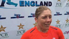 Heather Knight reflects on England Women's successful ODI and IT20 series wins over Pakistan