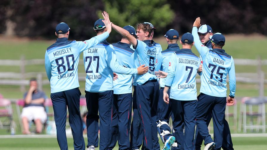 England squad named for ICC U19 Cricket World Cup