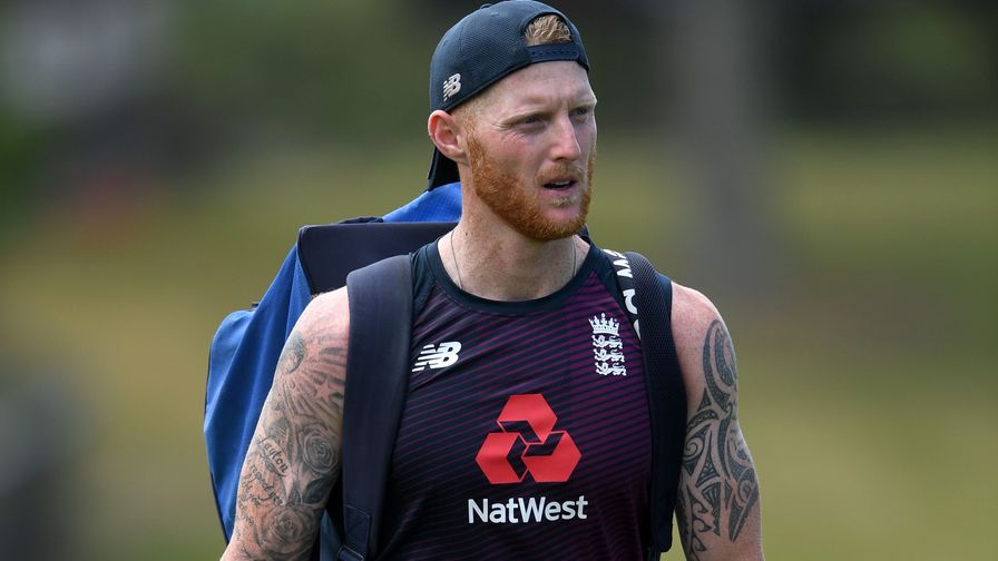 Statement - Ben Stokes and Ashley Giles