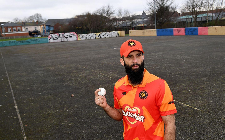 Moeen Ali grew up close to Birmingham Phoenix's home ground