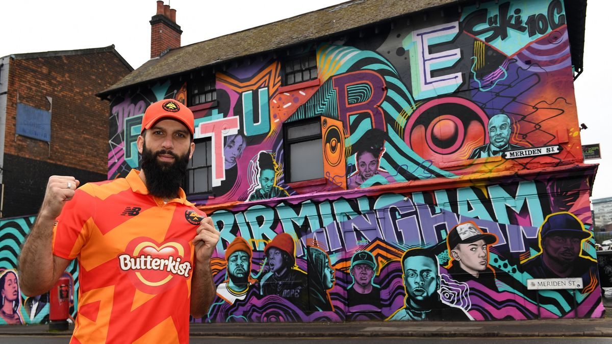 Moeen Ali will lead his local team